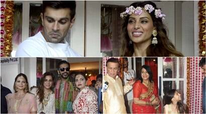 Bipasha Basu, Karan Singh Grover mehendi and sangeet done, marriage to take place today