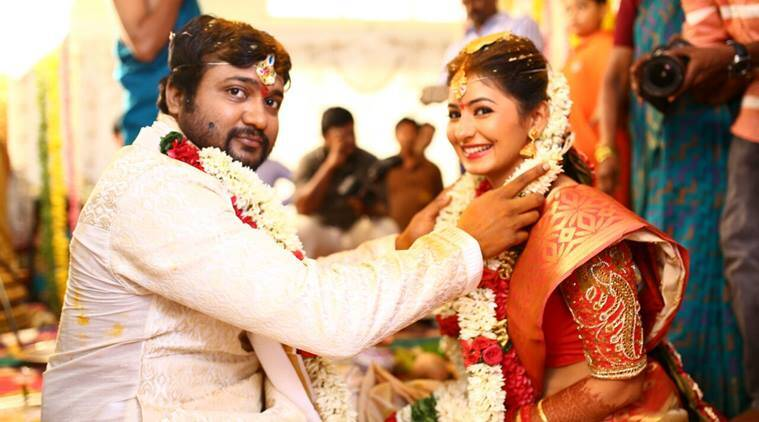 Indian drama actress real wedding pictures