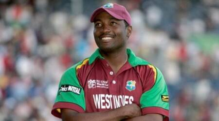 West Indies vs England: Brian Lara does 'Champion' dance