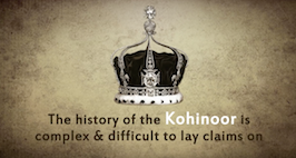 British Took Kohinoor By force, But So Did The Indians: William Dalrymple