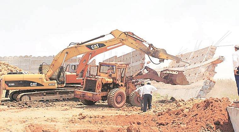 encroachment, MLA, Sanatan Mahakud, reserve forest land, india news, nation news