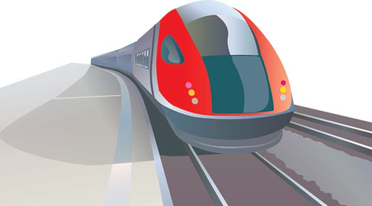 It is expected to take 2.07 hours, if it travels non-stop between Ahmedabad and Mumbai. Currently, the fastest train between the two takes 7 hours.