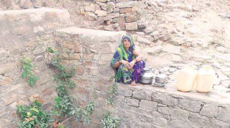 In Bundelkhand, this is the cruellest April they have seen
