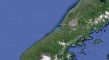 Strong earthquake shakes Alaska, no tsunami warning