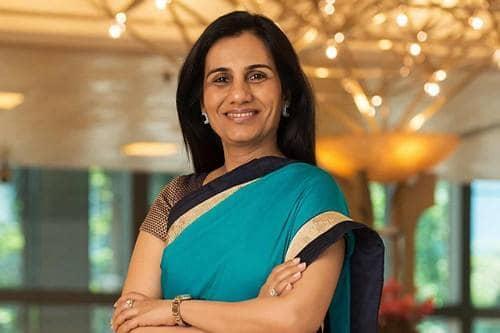 Chanda Kochhar, CEO, ICICI Bank