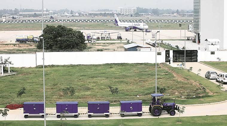 PUNJAB and Haryana High Court, Chandigarh airport,  international flights, IndiGo, IndiGo flights, IndiGo chandigarh flights, narendra modi, chandigarh news, indian express chandigarh