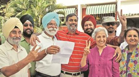Chandigarh Golf Club election Results: I P S Mann elected as new president