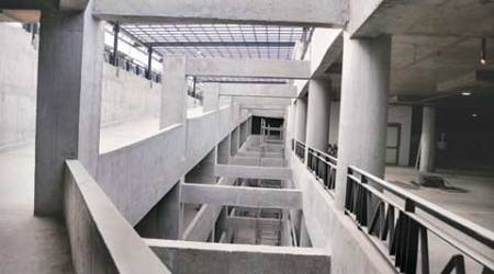 Mid-April date for launch of Chandigarh Sector 17 multi-level parking