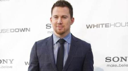 Channing Tatum attends Harvard Business course