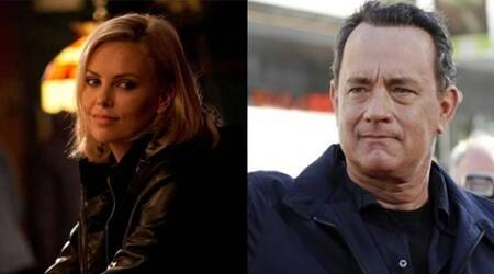 Charlize Theron, Tom Hanks, Tom Hanks news, Charlize Theron CRUSH, Charlize Theron film, Charlize Theron news, entertainment news