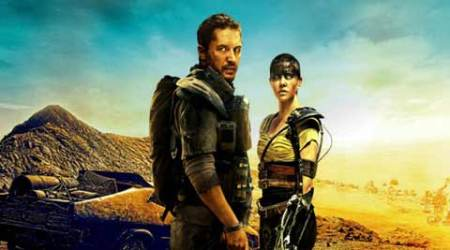Charlize Theron 'struggled' with Tom Hardy on 'Mad Max…' set