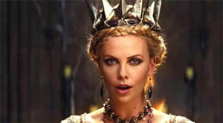 It's hard being a gorgeous actress: Charlize Theron