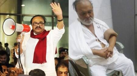Recent picture of Maharashtra leader Chhagan Bhujbal goes viral