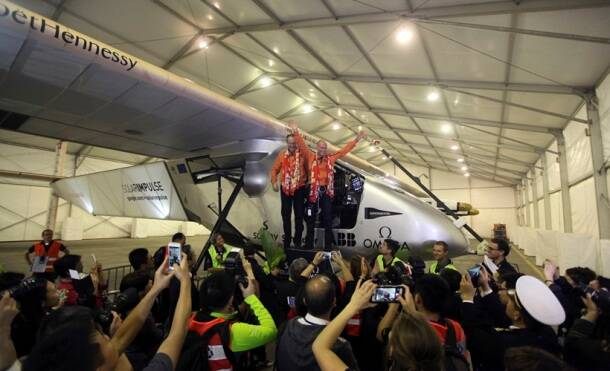 Solar Impulse 2, Solar Impulse, Solar Impulse 2 Pacific journey, pacific ocean, solar powered plane, San Francisco, Solar Impulse pics, gadgets, science, technology, technology news