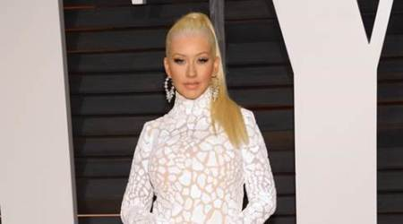 "Older men ""tried to take advantage,"" says Christina Aguilera"