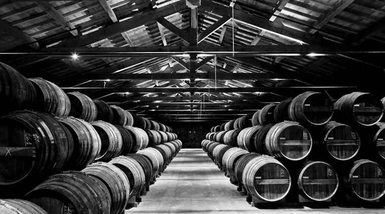 The Louis XIII cognac lies mostly undisturbed in Remy Martin's cellars for around a 100 years. (Photo: remymartin.com)