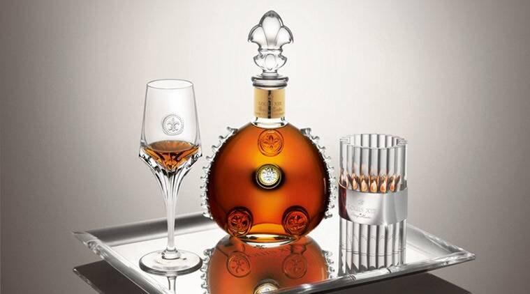What It Feels Like To Drink A 100 Year Old Cognac Lifestyle News The Indian Express