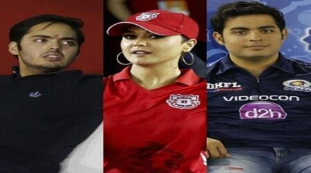 IPL 2016: Anant, Akash Ambani, Preity Zinta in stands; MI beat KXIP in Mohali