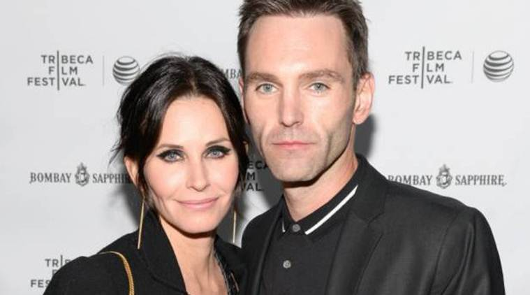 Courteney Cox, Johnny McDaid, Courteney Cox reunites Johnny McDaid, entertainment news