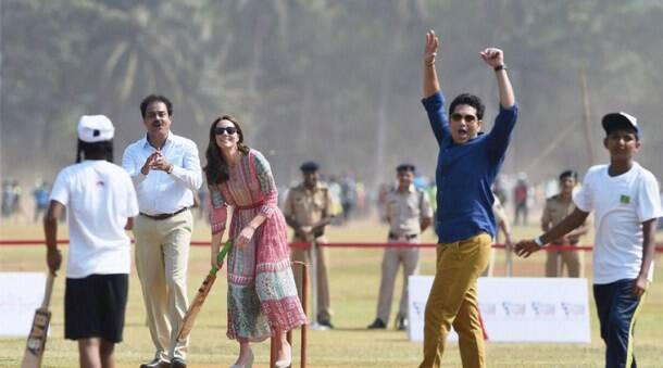 sachin tendulkar, tendulkar, sachin, royal couple, prince william, kate middleton, Willkat, tendulkar royal couple, tendulkar prince william, dilip vengsarkar