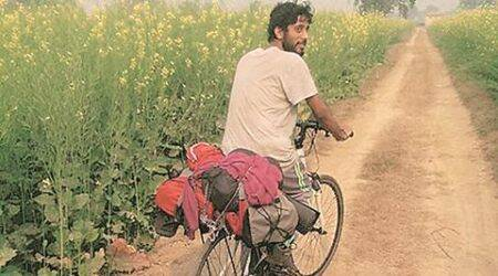 Mumbai cyclist to ride 2,000 miles in search of stories totell
