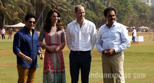 William Kate, Prine William, Kate Middleton, Kate William India visit, Kate William India, Sachin Tendulkar, William Kate photos, India William Kate photos, India photos