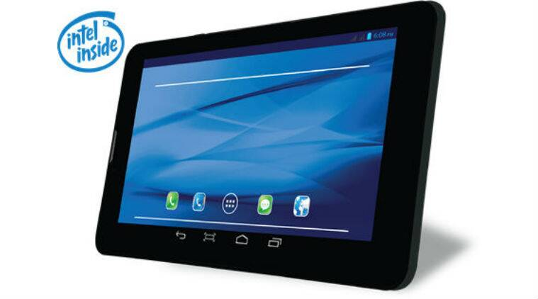 DataWind PC i3G7 tablet has Intel processor, costs Rs 5,999 | The ...