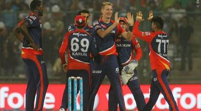 ipl 2016, dd vs kkr, kkr vs dd, delhi vs kolkata, dd vs kkr 2016, kolkata vs delhi, brathwaite, cricket photos, ipl images, dd vs kkr images, cricket