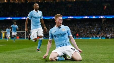 manchester city, man city, manchester, city, mancs, psg, paris saint germain, man city psg, manchester city psg result, man city psg score, kevin de bruyne, de bruyne, de bruyne manchester city, uefa champions league, champions league, ucl, ucl result, football news, football