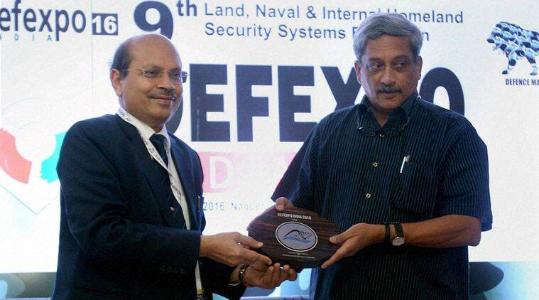 make in india, make in india in defence, defence sector make in india, defence ministry, defexpo 2016, 2016 defexpo, Defence Procurement Procedure, dpp 2016, 2016 dpp, goa defexpo, manohar parrikar, cii defece reports, india news, latest news