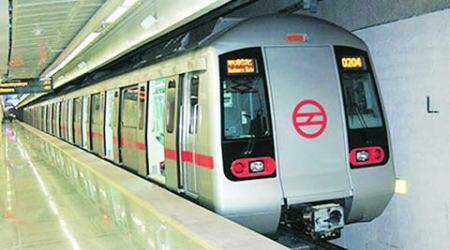 Newborn found at Delhi Metro station: 'Couple abandoned baby, took train to Badarpur'