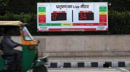 Delhi odd-even policy: Key air pollutant, surface-level ozone lower than last April