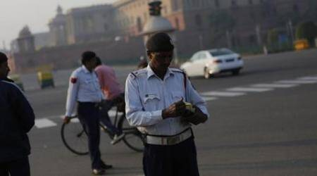 Odd-Even phase II: Unlike first phase, traffic police to issue challans from Day 1 this round