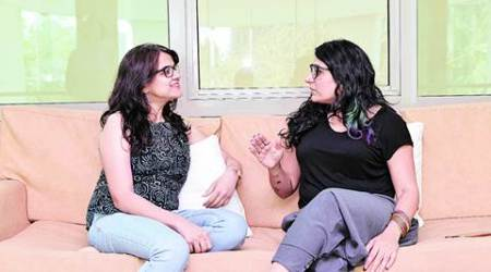 Fan's editor Namrata Rao and costume designer Niharika Bhasin Khan on their second film together