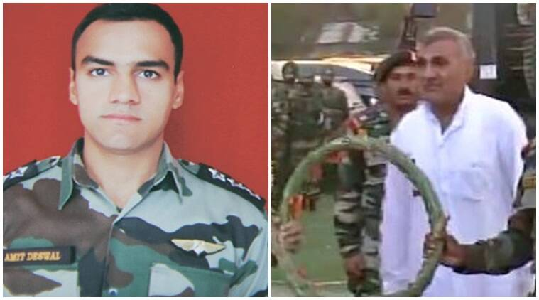 amit deswal, major amit deswar, army major killed in manipur, amit deswal manipur, manipur army major killed, Zeliangrong United Front, indian army in manipur