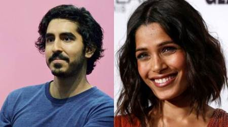 Proud of you: Freida Pinto to ex Dev Patel on Oscar nod