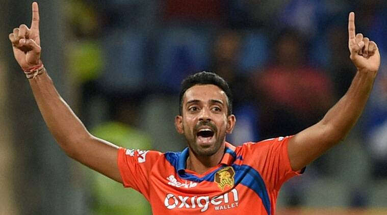 IPL 2016, IPL, IPL schedules, IPL news, IPL standings, Gujarat Lions vs Mumbai Indians, GL vs MI, Dhawal Kulkarni, Kulkarni bowling, sports news, sports, cricket news, Cricket