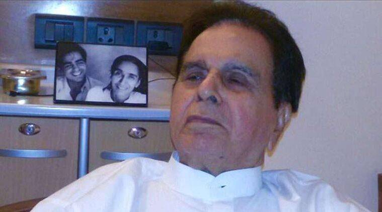 Javed Akhtar meets Dilip Kumar in hospital