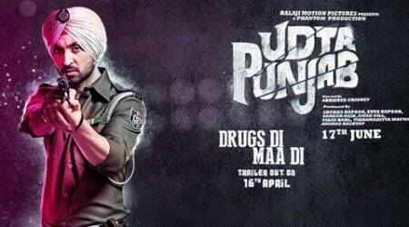 Baisakhi treat for Diljit Dosanjh's fans, his tough cop look from Udta Punjab