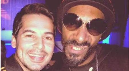 Dino Morea shares throwback of 'coolest moments' of his life