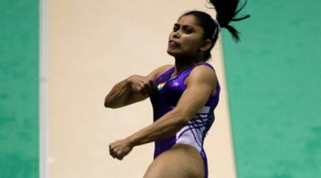Have to improve my landings, says Dipa Karmakar