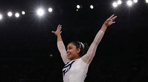 Dipa Karmakar vaults into history books after qualifying for  Olympics