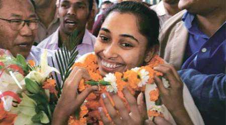 Amid fight over Dipa Karmakar, a 'hijack' drama and sulking officials