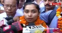 Dipa Karmakar On Qualifying For Rio Olympic Games 2016