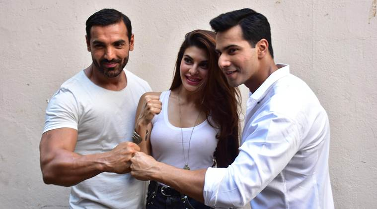 Dishoom, Varun Dhawan, John Abraham, Jacqueline Fernandez, Jacqueline Fernandez upcoming movies, Varun Dhawan upcoming movies, John Abraham upcoming movies, Jacqueline Fernandez movies, Varun Dhawan movies, John Abraham movies, Sajid Nadiadwala, Entertainment news