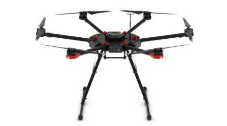 DJI Matrice 600 drone for film makers, professional photographers launched