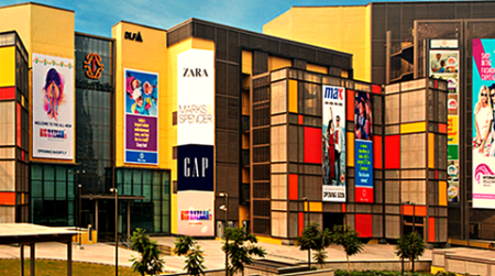 Malls within malls, DLF Mall of India officially opens its doors