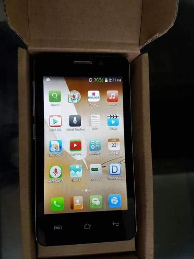 Docoss, Docoss X1, Docoss X1 Android smartphone, Docoss X1 Android, Docoss X1 Freedom 251. Docoss X1 sale, Docoss X1 how to buy, Docoss X1 purchase, Docoss X1 smartphone, smartphones, cheap Android phones, tech news, technology