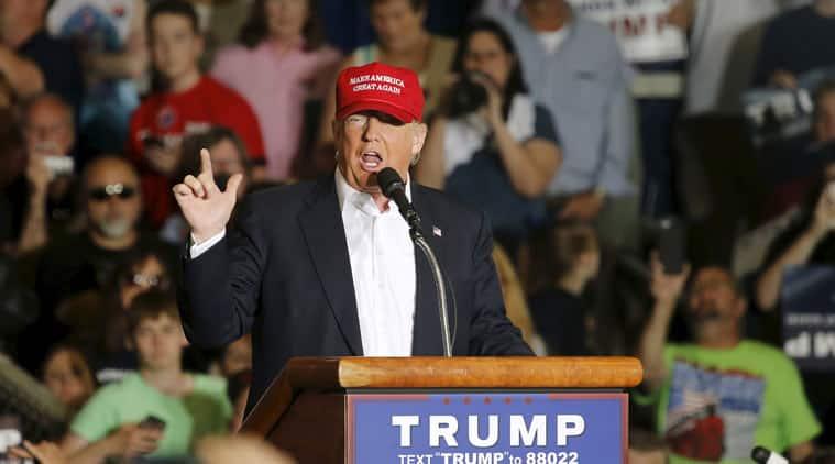 Donald Trump, Trump, US elections, US presidential elections, US presidential elections 2016, Opinion poll, first opinion poll, Republican presidential candidate, world news