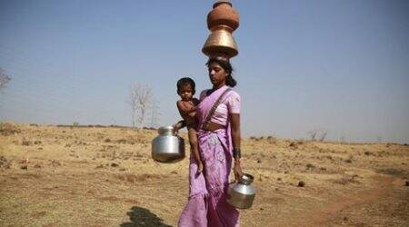 drought, india drought, maharashtra drought, rajasthan drought, india water crisis, maharashtra water crisis, MGNREGA, MGNREGA fund, drought MGNREGA fund, ministry of rural development, india news, latest news